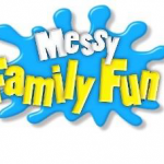 messy family fun